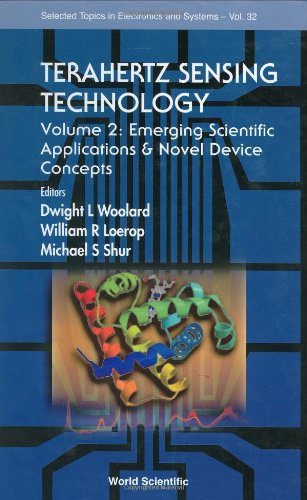 Terahertz Sensing Technology: Emerging Scientific Applications & Novel Device Concepts (Selected Topics in Electroni