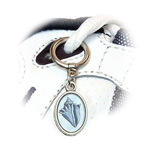 Seashell Flip Flops front-489813
