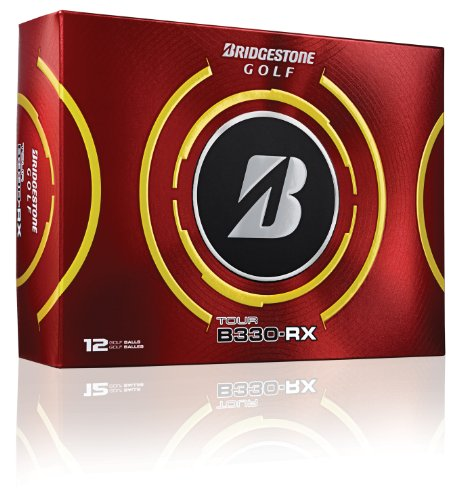 Bridgestone Golf 2012 Tour B330 RX Golf Balls (1 Dozen)