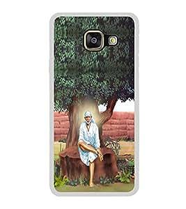 ifasho Designer Phone Back Case Cover Samsung Galaxy A3 (6) 2016 :: Samsung Galaxy A3 2016 Duos :: Samsung Galaxy A3 2016 A310F A310M A310Y :: Samsung Galaxy A3 A310 2016 Edition ( Hathi Elephant Art )