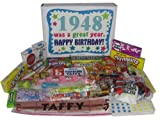 65th Birthday Gift Box 1948- Retro Candy