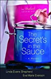 The Secrets in the Sauce (The Potluck Catering Club, Book 1)