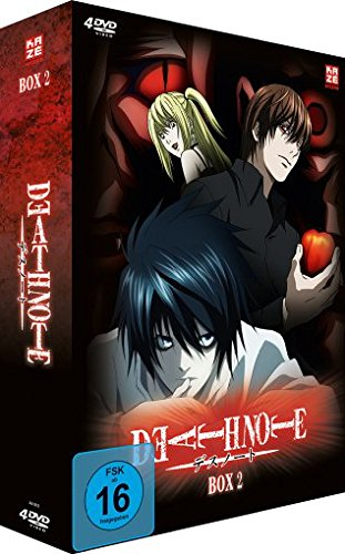 Death Note, DVD