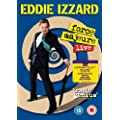 Eddie Izzard: Force Majeure Live (DVD + UV copy) [2013]