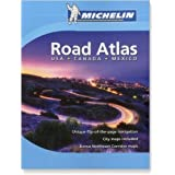 Michelin Midsized North America Road Atlas Trade Show Giveaway