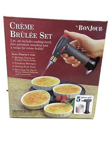 bon jour 5 piece creme brulee set bed bath and beyond home garden kitchen dining kitchen. Black Bedroom Furniture Sets. Home Design Ideas
