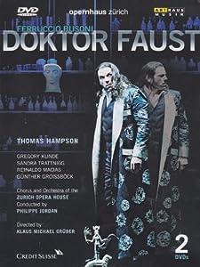Busoni;Ferruccio Doktor Faust [Import]