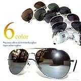 ティアドロップサングラス ミラーレンズ 人気 メンズ オーシャンズ センス レオン レディース 男女兼用 UV 紫外線