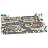 Orchard Toys Giant Town Jigsaw, Multi Color