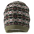 Screamer Men's Ragg Ranger Knit Cap, Black, One Size