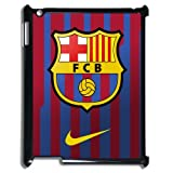 Classic Football Club Barcelona Team Logo Art Best Durable iPad 2/3/4 Case