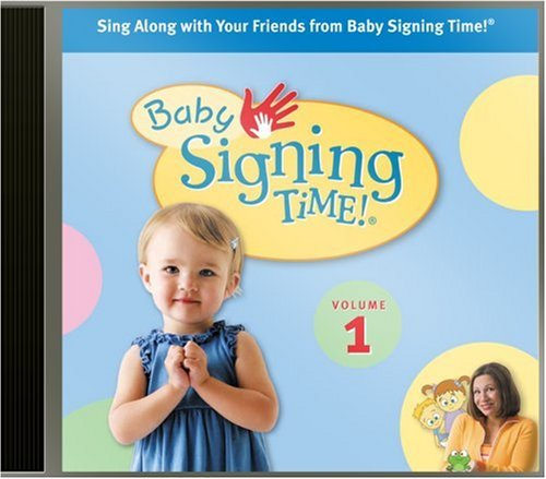 Baby Signing Time! Vol. 1 Music CD