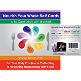 Food & Spirit Nourish Your Whole Self Affirmation Cards (56 Card Deck Box Set)