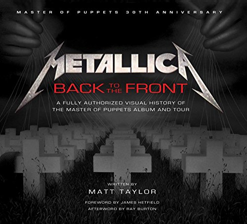 Metallica: Back to the Front: A Fully ...