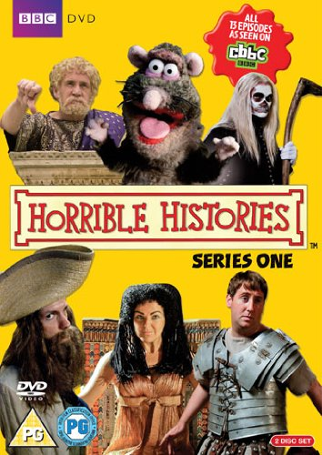 Horrible Histories – Series 1 [DVD]