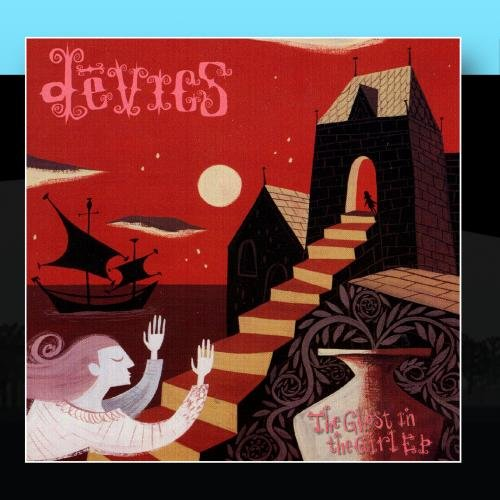 devics - The Ghost in the Girl EP - Zortam Music