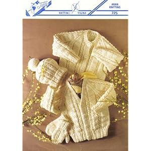 King Cole Kids Aran Knitting Patterns - Buy Knitting Yarn, Wool