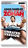 Leg dich nicht mit Zohan an (Unrated) [UMD Universal Media Disc]