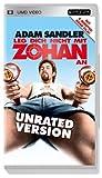 Leg dich nicht mit Zohan an (Unrated) [UMD Universal Media Disc]
