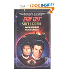 Shell Game (Star Trek, Book 63) by Melissa Crandall