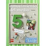 Conocimiento del medio. 5 Primaria. Nuevo proyecto Planeta Amigo. Cantabria
