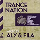 Various Artists Trance Nation Aly and Fila