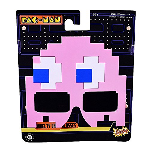 sunstaches-pacman-pink-ghost