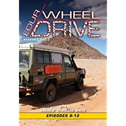 Four-Wheel Drive, season-3. DIsc-2