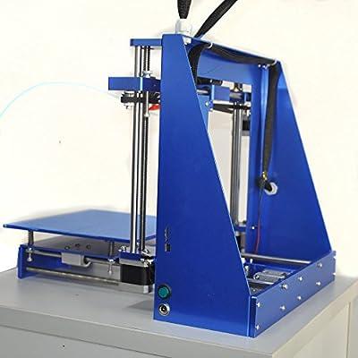 2015 Durable 3D Printer Creator Pro , Blue Metal Frame Structure Desktop Prusa i3 Impresora 3d And 1 Kg Filament Free