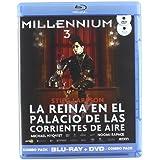 Millennium 3: La Reina en el Palacio de las Corrientes de Aire (Combo Blu-ray + DVD) [Blu-ray]