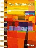 Ton Schulten 2014 Taschenkalender Deluxe