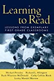 img - for Learning to Read: Lessons from Exemplary First-Grade Classrooms book / textbook / text book