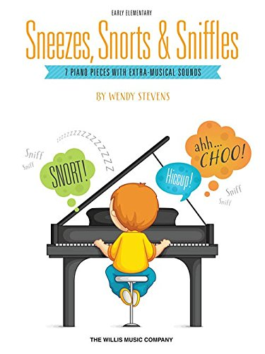 wendy-stevens-sneezes-snorts-and-sniffles-partitions-pour-piano