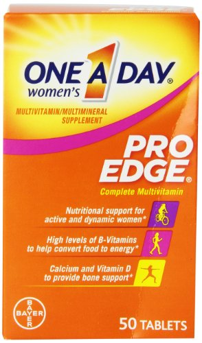 One A Day Women'S Pro Edge Tablets, 50 Count