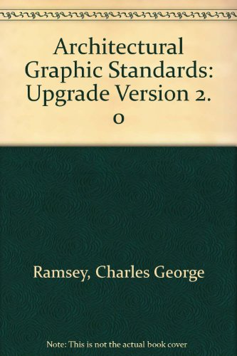 Architectural Graphic Standards Version 2.0, Upgrade