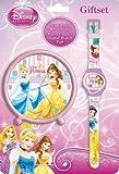 Alarm Clock + Digital Watch Disney's Princess