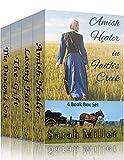 Amish Healer in Faith's Creek Romance Boxed Set Books 1-4 (Inspirational Romance Boxed Set): Amish Healer, Losing Faith, The Gift, The Deacon's Son