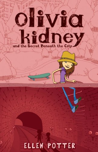 Olivia Kidney Secret Beneath City