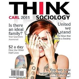THINK Sociology: John D  Carl: 9780205777181 | PDF Grab