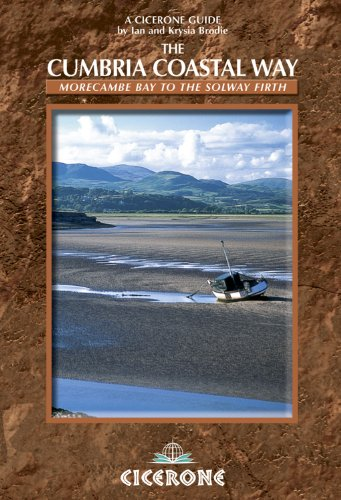 The Cumbria Coastal Way (Cicerone Guide)