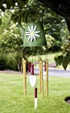 Decorative Metal Watering Can Wind Chime