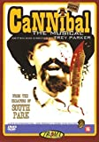 DVD Cannibal the Musical - Trey Parker - Region 2 - English Audio - Import
