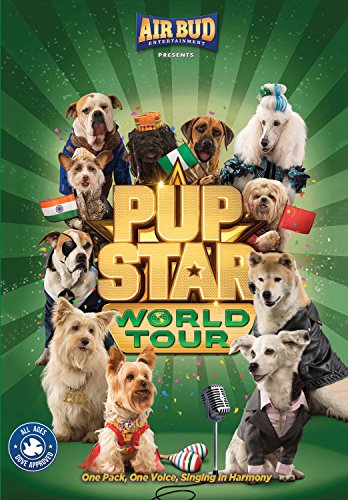 DVD : Pup Star: World Tour