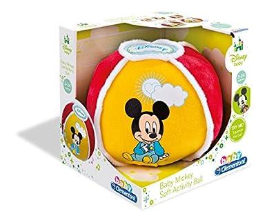 Disney Baby - Baby Mickey Soft Activity Ball