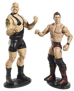 WWE Mattel 2 Packs Series 7 Show Miz - Big Show and The Miz Action Figures