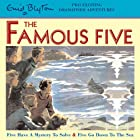 Famous Five: 'Five Have A Mystery to Solve' & 'Five Go Down to the Sea' Hörbuch von Enid Blyton Gesprochen von:  uncredited