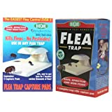 Flea Trap w/ 4 Capture Pads