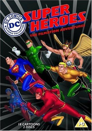 Dc Superheroes [Edizione: Regno Unito]
