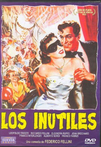 los-inutiles-i-vitelloni-spagna-italia-dvd