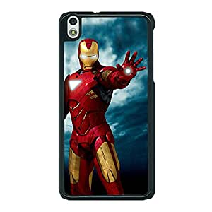 Jugaaduu Superheroes Ironman Back Cover Case For HTC Desire 816G
